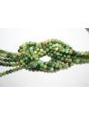 Chrysoprase Beads Sphere 5,5mm - 68pz
