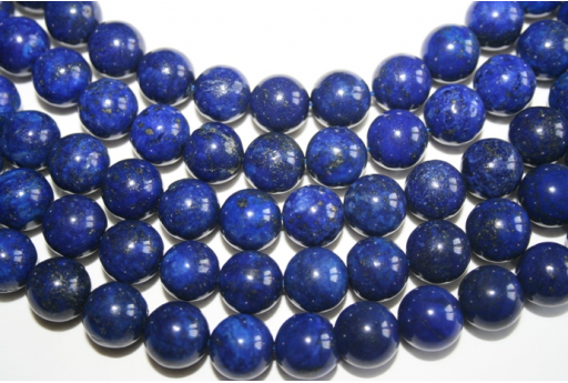 Lapis Lazuli Beads Sphere 12mm - 32pz