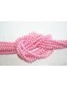 Glass Beads Pink Sphere 4mm - Filo 100pz