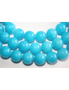 Filo 28 Pietre Giada Mashan Aquamarine Sfera 14mm GI207