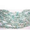 Amazonite Beads Chips 5x8mm - 220pz