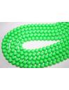 Perle Swarovski 5810 6mm Neon Green - 12pz
