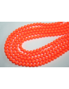 Perle Swarovski 5810 Neon Orange 4mm - 20pz