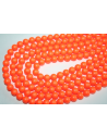 Perle Swarovski 5810 Neon Orange 6mm - 12pz