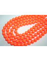 Perle Swarovski Neon Orange 5810 8mm - 8pz