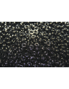 Toho Magatama Beads 3mm, 10gr., Opaque Jet Col.49