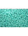 Perline Toho Magatama 3mm, 10gr., Transparent Opaque Turquoise CM355