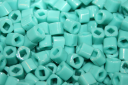 Perline Toho Cubo Opaque Turquoise 4mm - 10gr