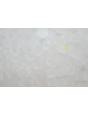 Toho Cube Beads 4mm, 10gr., Trans Frosted Crystal