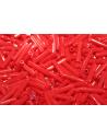 Toho Bugle Beads 9mm, 10gr., Opaque Pepper Red