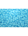 Perline Toho Round Rocailles 6/0, 10gr., Opaque Blu Turquoise Col.43