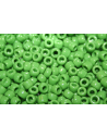 Perline Toho Round Rocailles 6/0, 10gr., Opaque Mint Green Col.47