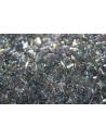 Toho Bugle Beads 3mm, 10gr., Trans Rainbow Gray Col.176B