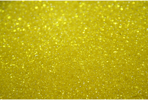 Toho Seed Beads 11/0, 10gr. Transparent Lemon Col.12