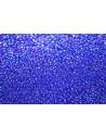 Perline Toho Round Rocailles 11/0, 10gr. Trans Rainbow Cobalt Col.87