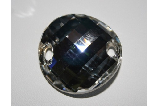 Twist Sew-On Swarovski Crystal Foiled 28mm S32212801F