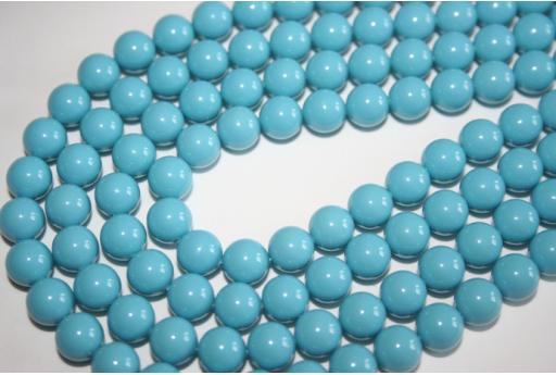 Perle Swarovski Turquoise 5810 8mm - 8pz