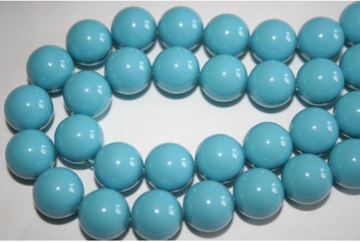 Swarovski Pearls 5810 Turquoise 12mm - 2pcs