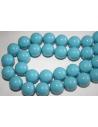 Perle Swarovski 5810 Turquoise 12mm - 2pz