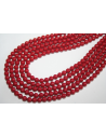 Perle Swarovski 5810 Red Coral 4mm - 20pz