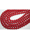 Swarovski Pearls 5810 6mm Red Coral - 12pcs