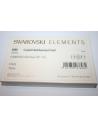 Rondella BeCharmed Swarovski 14mm Neon Red 5890 770