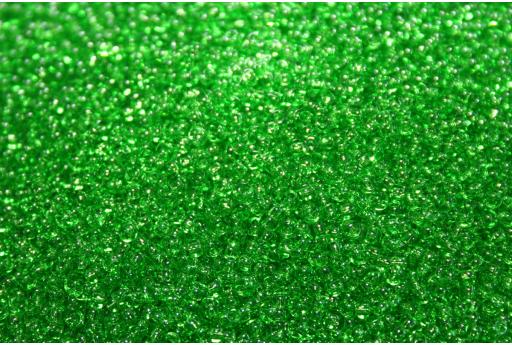 Toho Seed Beads 11/0, 10gr. Transparent Peridot Col.7