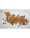 Distanziatori Sfera Colore Oro 3mm - 3gr