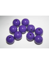 Acrylic Beads Violet Sphere 14mm - 25pz