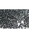 Perline Superduo Matte Hematite 5x2,5mm - 10g