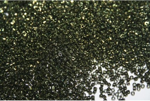 Perline Delica Miyuki Olive Metallic 11/0 - 8gr