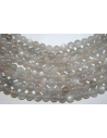 Moonstone Beads Grey Sphere 6mm - 64pz