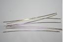 Chiodini Colore Argento 60x0,7mm - 40pz