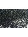 Toho Magatama Beads 3mm, 10gr., Metallic Hematite CM381
