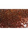 Toho Seed Beads 8/0, 10gr., Silver-Lined Smoky Topaz CR834