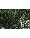 Toho Seed Beads 8/0, 10gr., Silver-Lined Olivine CR837