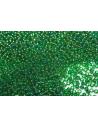 Perline Toho Round Rocailles 8/0, 10gr., Trans-Rainbow Grass Green CR8167B