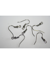 Black Hook Earwires 19mm - 26pcs