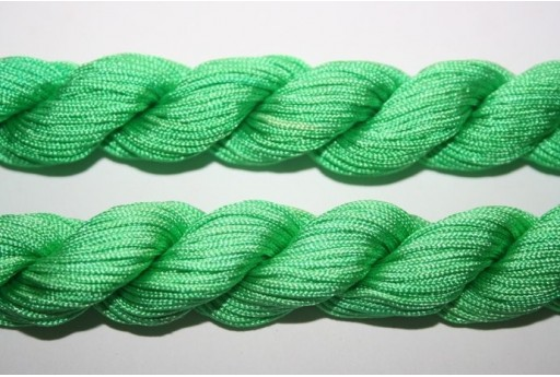 Green Nylon Thread 1mm - 25m