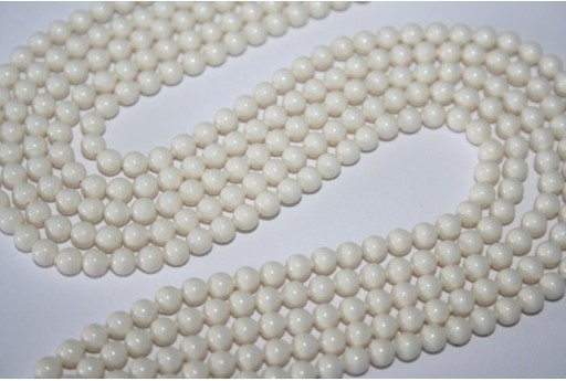 Swarovski Pearls Ivory 5810 4mm - 20pcs
