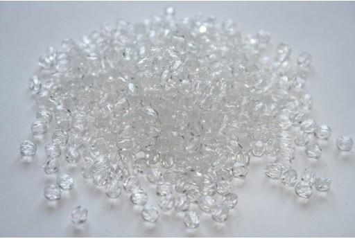 Perline Mezzi Cristalli Crystal Col.00030 4mm - 60pz