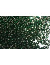 Perline Toho Round Rocailles 6/0, 10gr., Silver-Lined Green Emerald Col.36