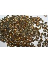 Rizo Beads 2,5x6mm, 10gr., Topaz Amber