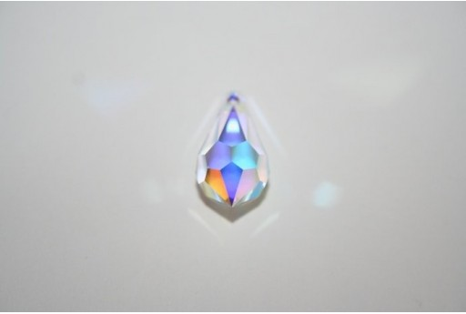 Pendente Swarovski Goccia Crystal AB 22x11mm 6000