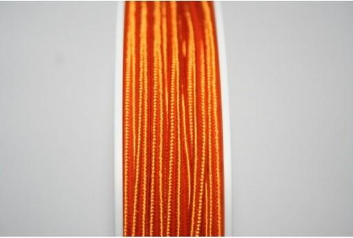 Cordoncino Soutache Arancio Chiaro 3mm - 5mt
