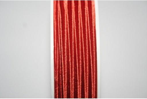 Cordoncino Soutache Arancio 3mm - 5mt