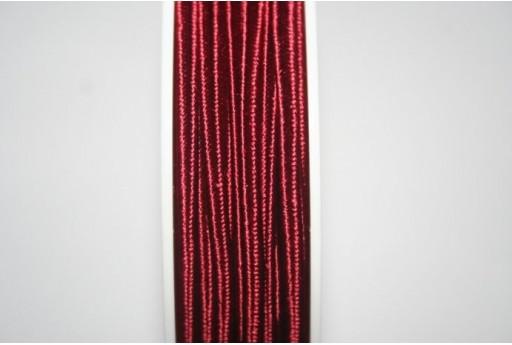 Cordoncino Soutache Rosso 3mm - 5mt