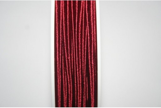 Red Soutache Cord 3mm - 5m SU-A7571
