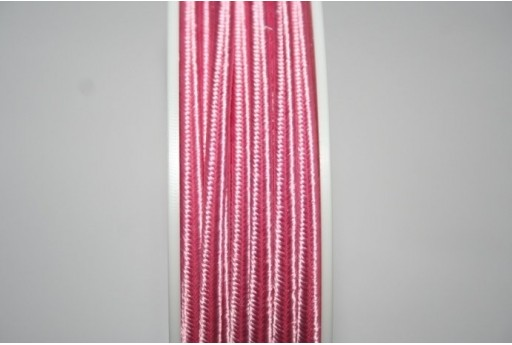 Cordoncino Soutache Rosa Forte 3mm - 5mt