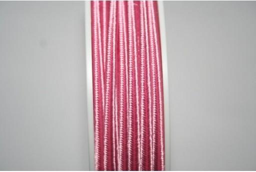 Cordoncino Soutache Rosa 3mm - 5mt